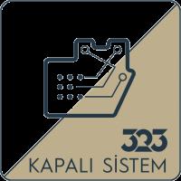 323-Kapalı Sistem Yazılım
